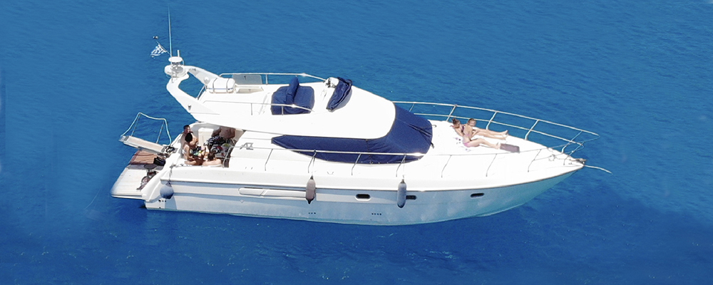 Sea and Sun yacht charter and boat cruise