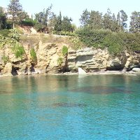 Agia Pelagia destination of Crete cruises with sea sun yacht charter