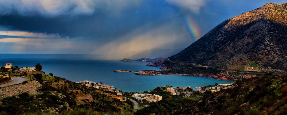 Bali destination of Crete cruises with sea sun yacht charter