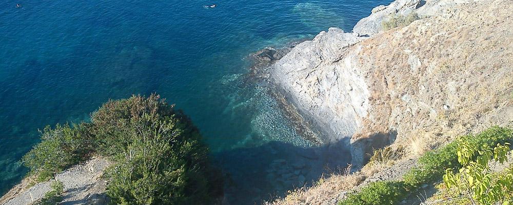Agia Pelagia destination of Crete cruises with sea sun boat cruises