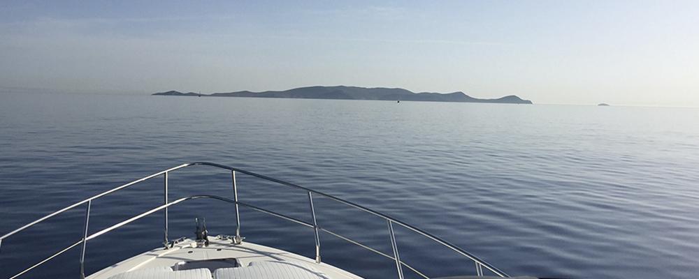 Dia island boat cruise